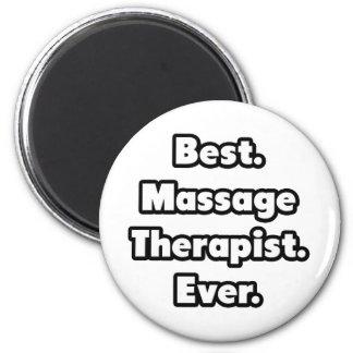 Best. Massage Therapist. Ever. Magnet