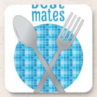 Best Mates Coaster