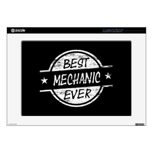 Best Mechanic Ever White Skins For Laptops
