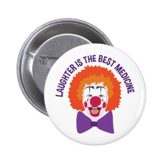 Best Medicine Pinback Button
