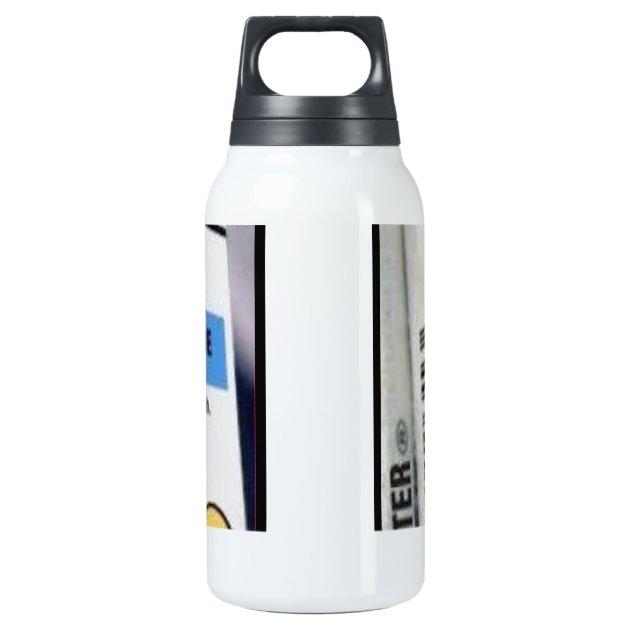 Best Medicine Thermos Water Bottle