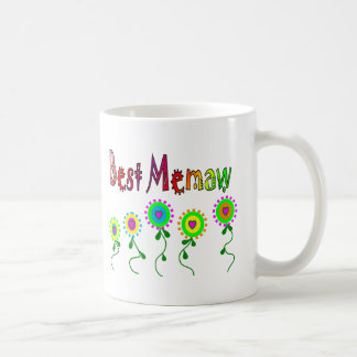 Best Memaw Gifts Classic White Coffee Mug