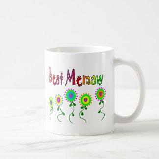 Best Memaw Gifts Coffee Mug