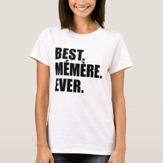 Best Memere Ever T-Shirt