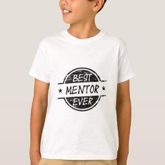 Best Mentor Ever Black T-Shirt