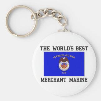 Best Merchant Marine Keychain