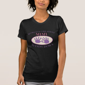 Best Mimi Hands Down T-shirt