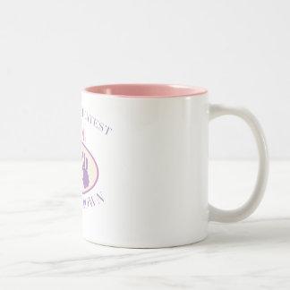 Best Mimi Hands Down T-shirt Mug