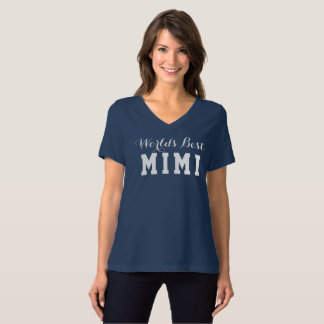 Best MIMI in the World T-Shirt