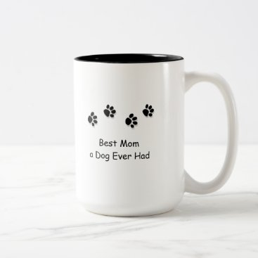 JustLoveGoldens Best Mom a Dog Ever Had Travel Mug