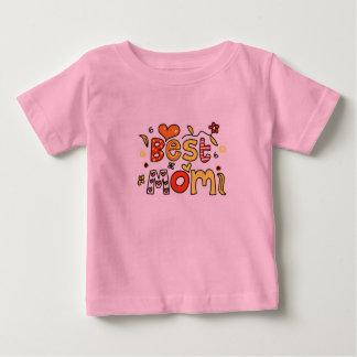 Best Mom Baby T-Shirt