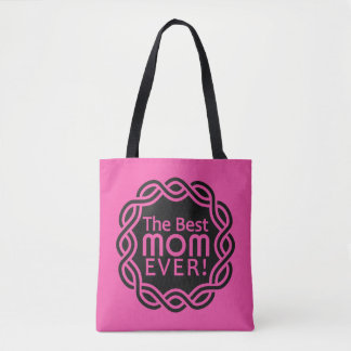 BEST MOM bags Tote Bag