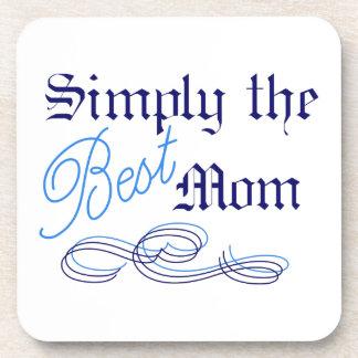 Best Mom Beverage Coaster