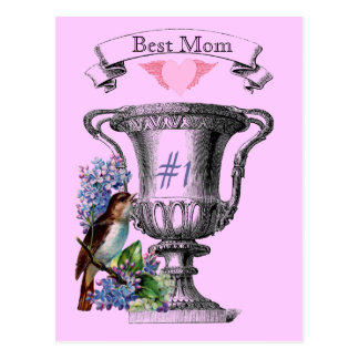 Best Mom Collage for Mother's Day or Just Because Postcard