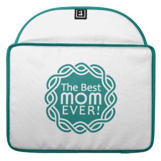 BEST MOM custom MacBook sleeves