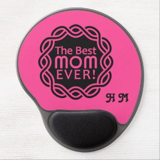BEST MOM custom mousepad Gel Mouse Pad