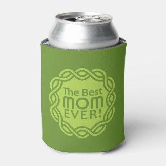BEST MOM custom name & color beverage cooler