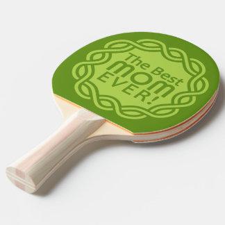 BEST MOM custom ping pong paddle