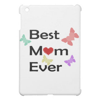 Best Mom ever iPad Mini Cases