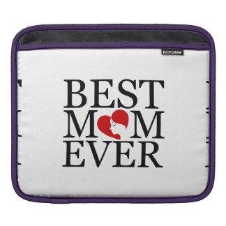 Best mom ever iPad sleeve