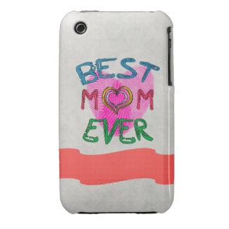 BEST MOM EVER iPhone 3 Case-Mate Case
