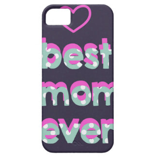 Best mom ever iPhone SE/5/5s case