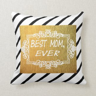 Best Mom Ever Mother's day Gold gift