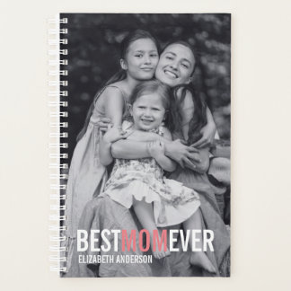 Best Mom Ever Mother's Day Planner