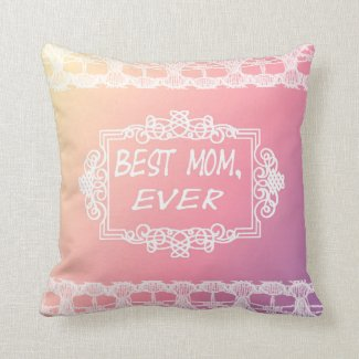 Best Mom Ever Pink Pastel mother's day gift