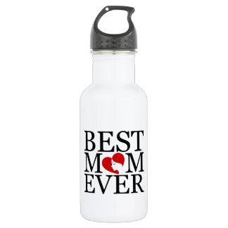 Best mom ever stainless steel water bottle