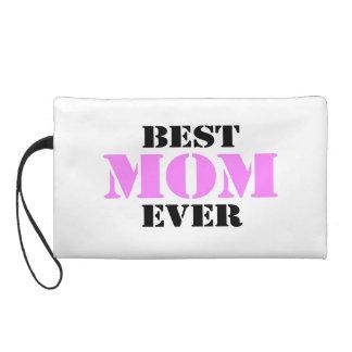 Best Mom Ever Wristlet Purse