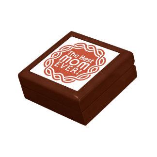 BEST MOM gift / jewelry box