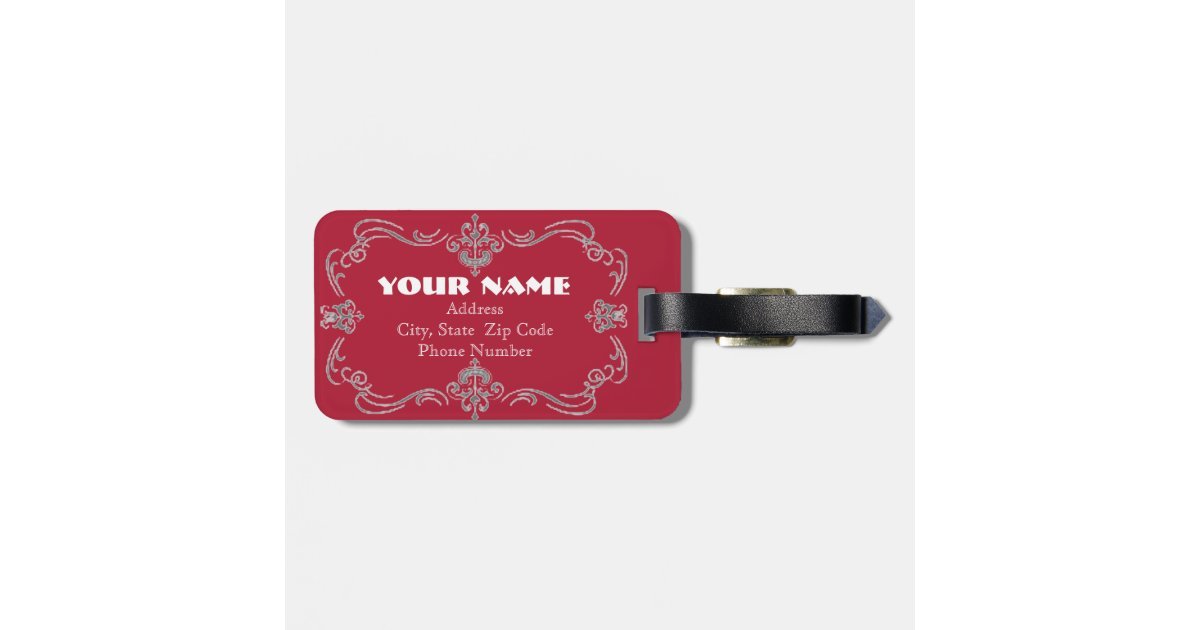 wedding ideas with wood quot best in the world quot luggage tag zazzle 27922