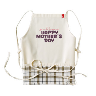 Best Mom in the World Mother's Day | HEART Apron