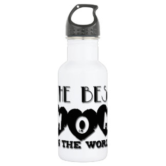 Best Mom in the World Mother's day W Bottle 3