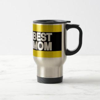 Best Mom Lg Yellow Travel Mug
