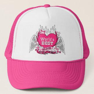 best mom,mothers day,mom birthday, trucker hat
