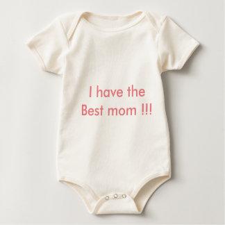Best mom organic creeper