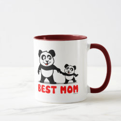 Combo Mug with Best Mom design