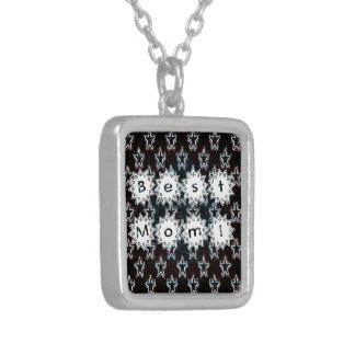 Best Mom Stars in Neon Necklace
