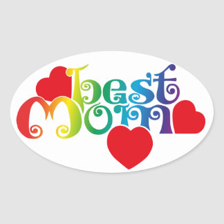 Best Mom Stickers