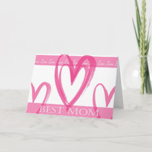 Mom Valentine S Day Cards Zazzle