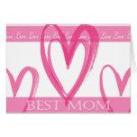 Best Mom Valentine's Day Card