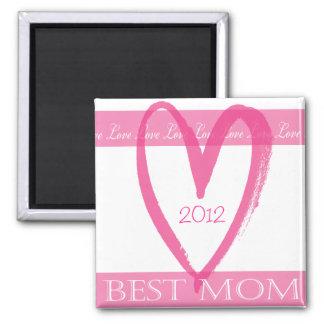 Best Mom Valentine's Day Magnet