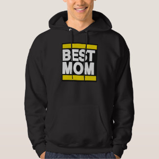 Best Mom Yellow Hoodie