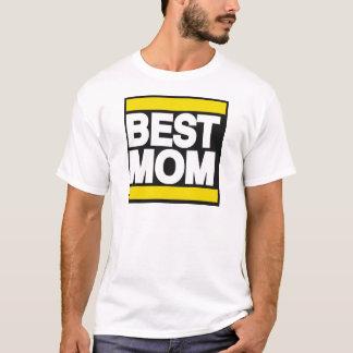 Best Mom Yellow T-Shirt
