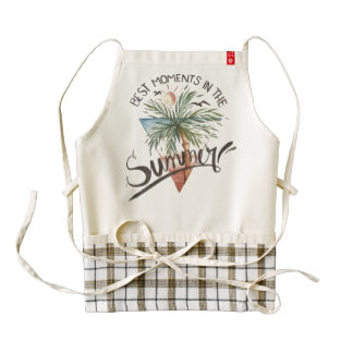 Best Moments in the Summer   HEART Apron