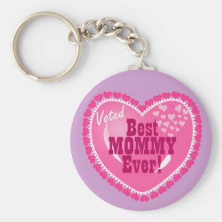 Best Mommy EVER! Keychain