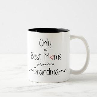 Best Moms get promoted to Grandma Mug