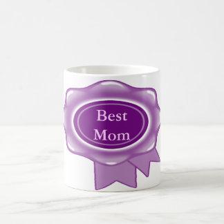 Best Mon Purple Award ribbon Coffee Mug
